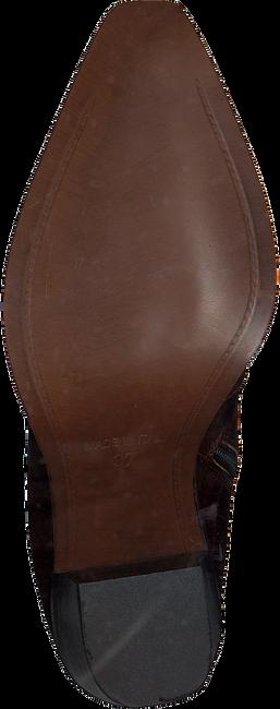 Cognacfarbene NOTRE-V Stiefeletten AH22  - large