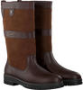 Braune DUBARRY Langschaftstiefel KILDARE HEREN - small