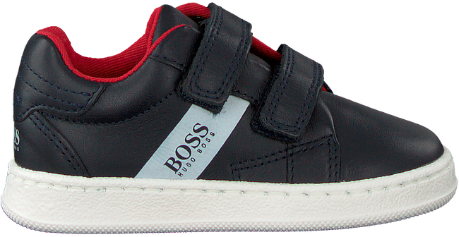 Blaue BOSS KIDS Sneaker J09119  - large