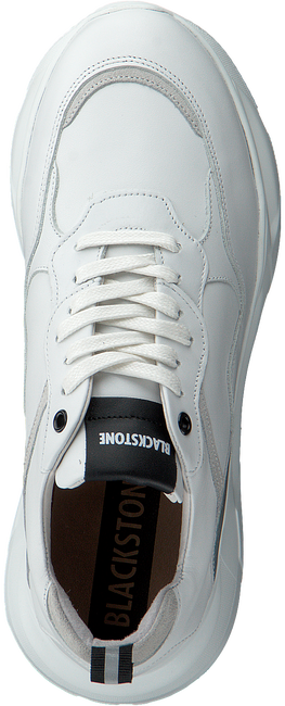Weiße BLACKSTONE Sneaker low TW92  - large