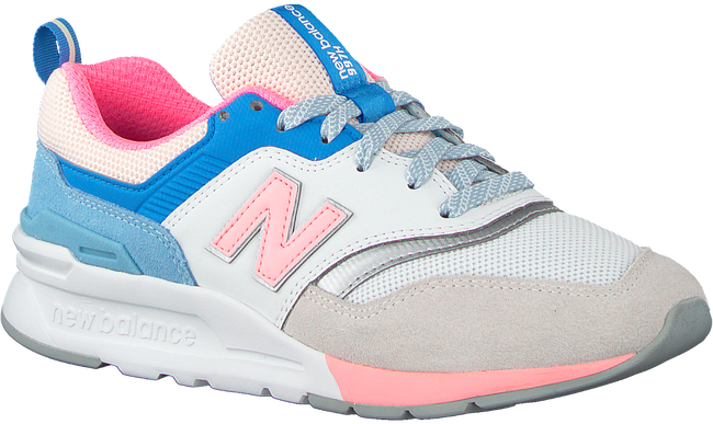 Weiße NEW BALANCE Sneaker CW997  - large