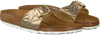 Goldene BIRKENSTOCK PAPILLIO shoe MADRID SPECTRAL  - small