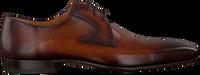 Cognacfarbene MAGNANNI Business Schuhe 23063  - medium