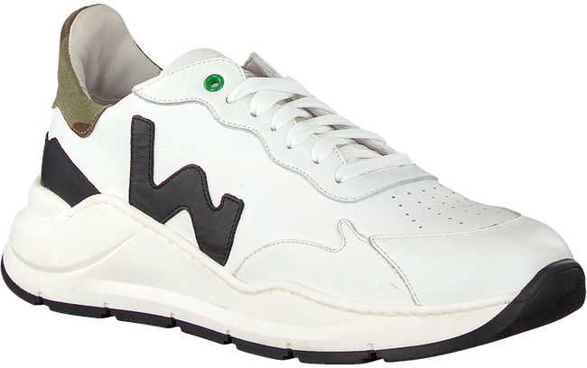 Weiße WOMSH Sneaker low WAVE  - large