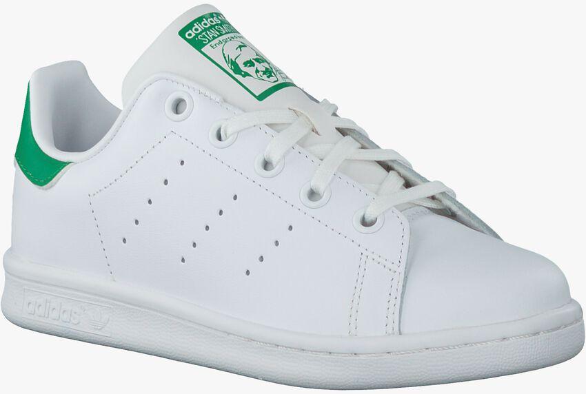 Weiße ADIDAS Sneaker STAN SMITH C - larger