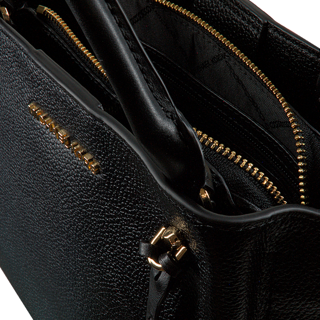 Schwarze MICHAEL KORS Handtasche ARIELLE SM  - large