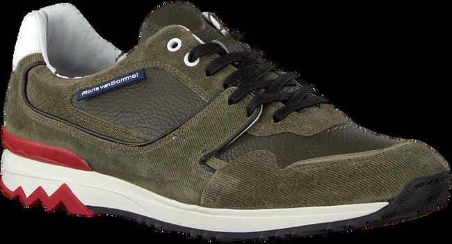 Grüne FLORIS VAN BOMMEL Sneaker 16220 - large