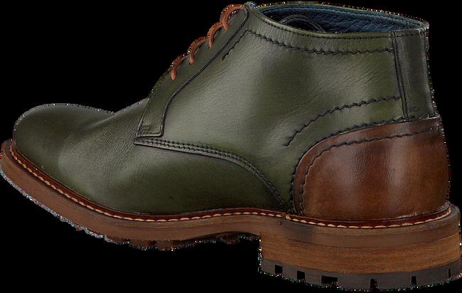 Grüne OMODA Ankle Boots OMODA 627 - large