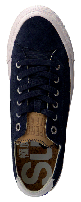 Blaue SUPERDRY Sneaker S286 - large