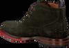 Grüne FLORIS VAN BOMMEL Ankle Boots 10973 - small