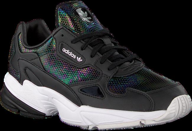 Schwarze ADIDAS Sneaker low FALCON W  - large