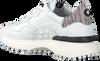 Weiße FLORIS VAN BOMMEL Sneaker low 16301  - small
