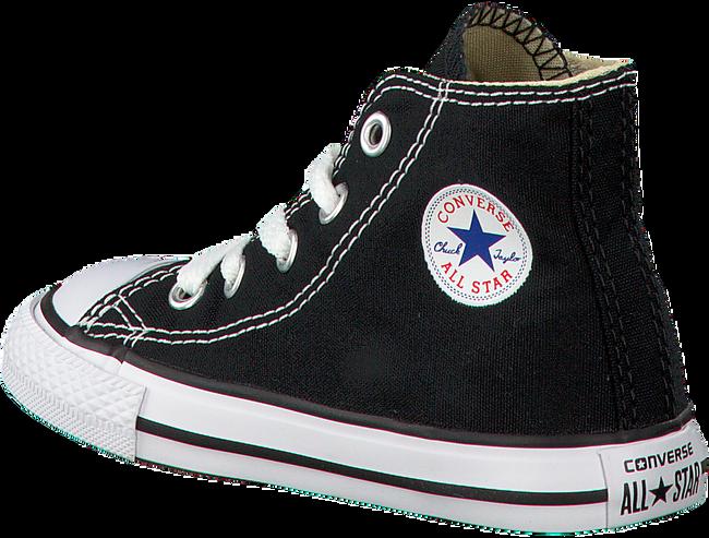 Schwarze CONVERSE Sneaker CTAS HI KIDS - large