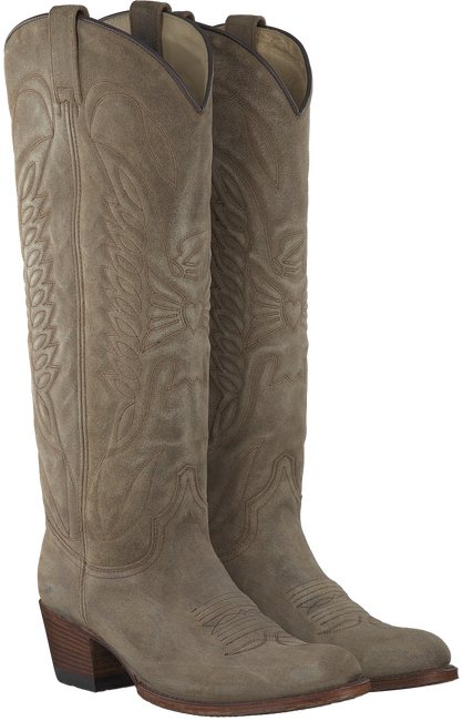 Taupe SENDRA Cowboystiefel 8840 - large
