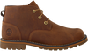 Braune TIMBERLAND Ankle Boots LARCHMONT WP CHUKKA MED - small