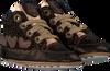 Bronzefarbene JOCHIE & FREAKS Babyschuhe 18052 - small
