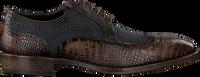 Braune GIORGIO Business Schuhe HE974156  - medium