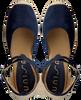 Blaue UNISA Espadrilles CAUDE  - small