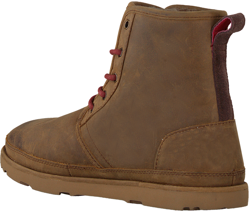 Braune UGG Ankle Boots HARKLEY WATERPROOF - larger