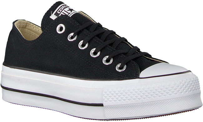 Black CONVERSE shoe CHUCK TAYLOR ALL STAR LIFT  - large