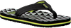 Schwarze REEF Zehentrenner R2345 - small