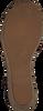 Cognacfarbene RED-RAG Sandalen 79282  - small