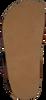 Cognacfarbene KIPLING Sandalen EASY 4 - small