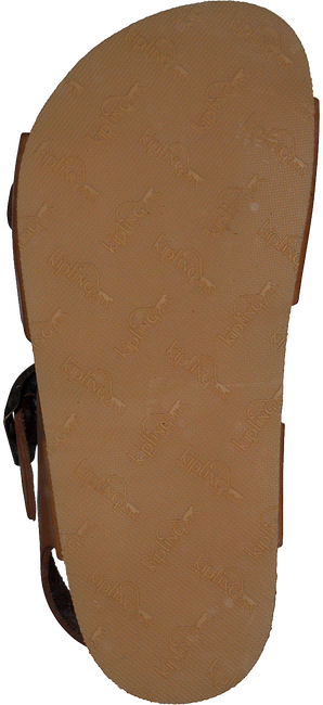 Cognacfarbene KIPLING Sandalen EASY 4 - large