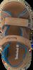 Braune TIMBERLAND Sandalen PARK HOPPER L/F 2 STRAP KIDS - small