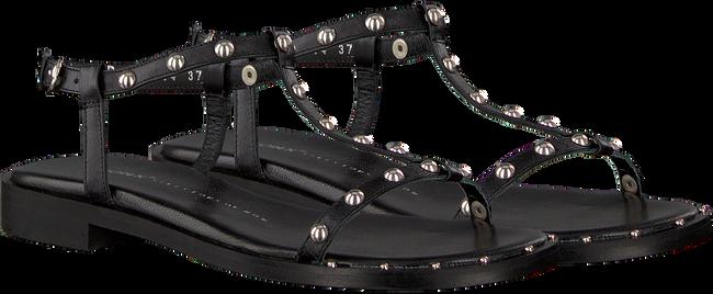 Schwarze BRONX Sandalen 84754 - large