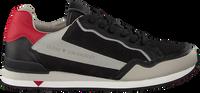 Schwarze GUESS Sneaker low GENOVA  - medium