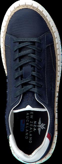 Blaue NEW ZEALAND AUCKLAND Sneaker TAUPO II LIZARD - large
