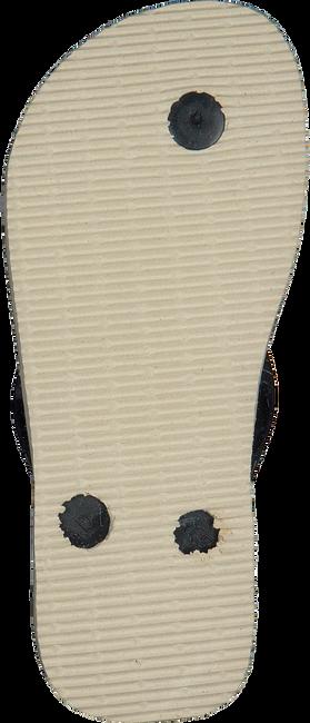 Schwarze HAVAIANAS Pantolette TOP CAMU  - large