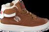 Cognacfarbene VINGINO Sneaker ELIA MID  - small