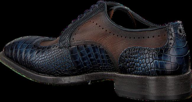 Blaue GIORGIO Business Schuhe HE974156  - large
