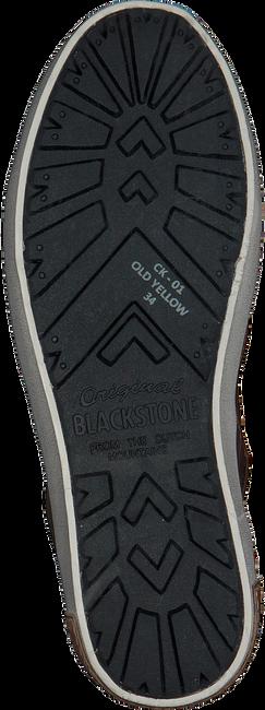 Cognacfarbene BLACKSTONE Schnürboots CK01 - large