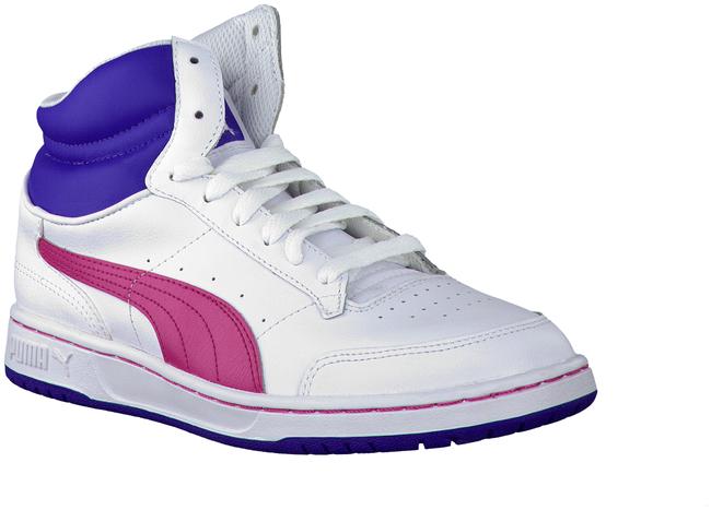 Weiße PUMA Sneaker 353999 - large