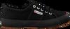 Schwarze SUPERGA Sneaker 2750 COTUCLASSIC  - small