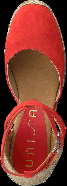 Rote UNISA Espadrilles CAUDE  - large