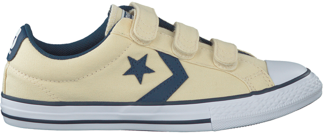 Weiße CONVERSE Sneaker STAR PLAYER 3V OX KIDS - large