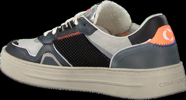 Schwarze CRIME LONDON Sneaker low LUNAR  - large