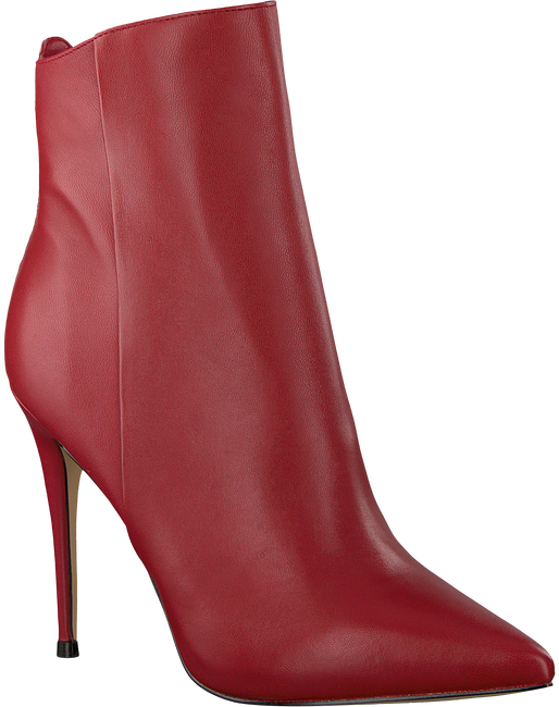 Rote GUESS Stiefeletten FLORD4 LEA09 - large