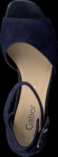 Blaue GABOR Sandalen 723 - large