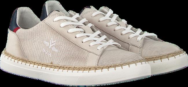 Weiße NEW ZEALAND AUCKLAND Sneaker TAUPO II LIZARD - large