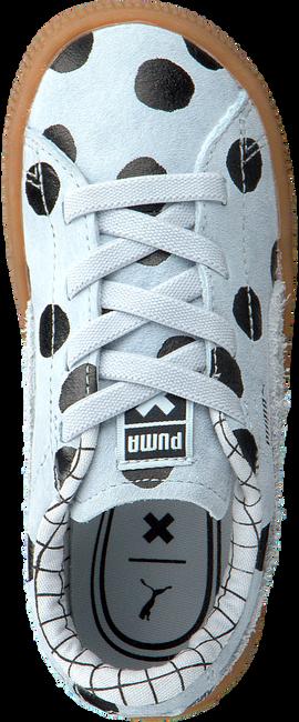 Blaue PUMA Sneaker PUMA X TC BASKET NUBUCK - large