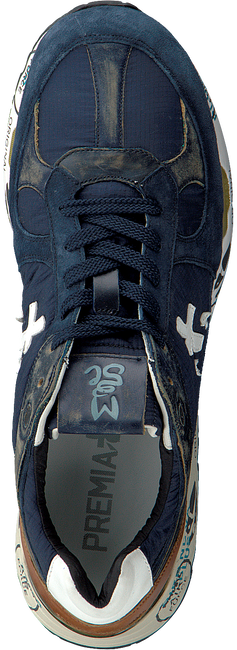 Blaue PREMIATA Sneaker MASE  - large