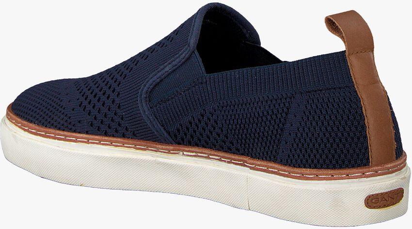 Blaue GANT Slip-on Sneaker BARI 18677331 - larger