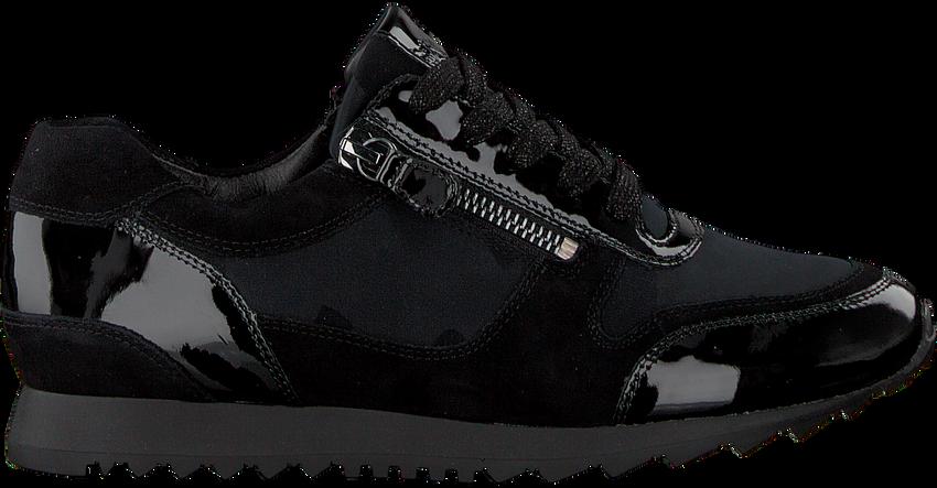 Schwarze HASSIA Sneaker 1911 - larger