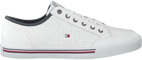Weiße TOMMY HILFIGER Sneaker low CORE CORPORATE  - medium