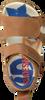Cognacfarbene SHOESME Sandalen BI9S096 - small